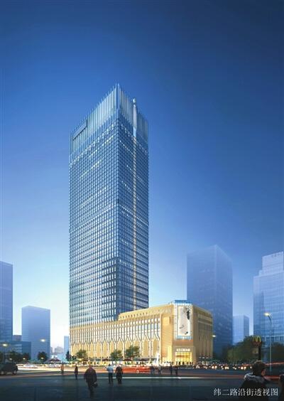 宁夏中阿国际大厦